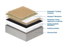 KEMPER SYSTEM - Liquid-applied resin membranes for renovation and roof recoveries