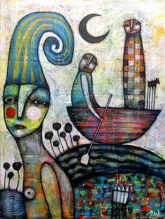 THE BOAT by Dan Casado