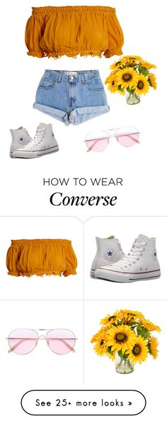 """summer"" by girlwinx on Polyvore featuring Apiece Apart, Levi's, Oliver Peoples, Creative Displays and Converse Cute Summer Outfits, Classy Outfits, Trendy Outfits, Cute Outfits, Tumblr Fashion, Grunge Fashion, Tumblr Outfits, Tumblr Clothes, Teen Fashion Outfits"