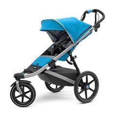 Thule Urban Glide 2 Jogging Stroller In Blue
