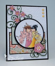 BFF's by TracyMac - Cards and Paper Crafts at Splitcoaststampers
