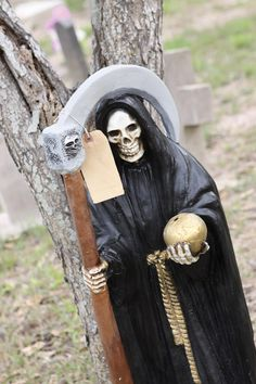 EVIL WAYS? Author shares different theory about Santa Muerte statue