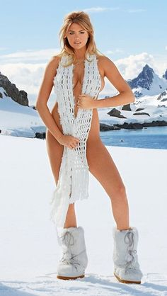 Kate Upton awesomely sexy for SI Swimsuit 2013 Panty And Stocking, Snow Girl, Belle Lingerie, Retro Lingerie, Si Swimsuit, Bikini Photos, Gorgeous Women, Sexy Women, Paisajes