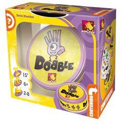 Dobble - Juego De Cartas De Atención Asmodee Editions AMD-DOB01ES Kinuma.com
