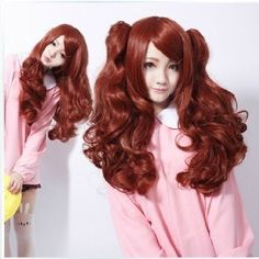 Cosplay costume, classic brown wigs, sold from stock , expedite shipping cost 3-5days http://www.amazon.com/gp/product/B00G62WRIY
