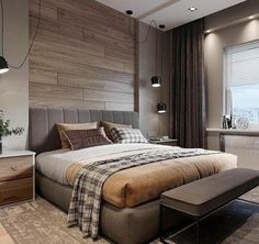 Fascinating Bedroom Décor Ideas That Makes You Comfortable 37