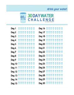 30 Day Challenge!!
