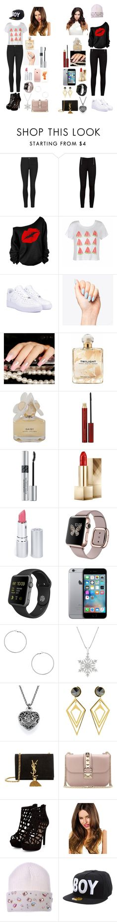 """Which one?"" by sinny4life ❤ liked on Polyvore featuring Indigo Collection, Ally Fashion, NIKE, Sarah Jessica Parker, Marc by Marc Jacobs, Kevyn Aucoin, Christian Dior, Burberry, HoneyBee Gardens and Dorothy Perkins"