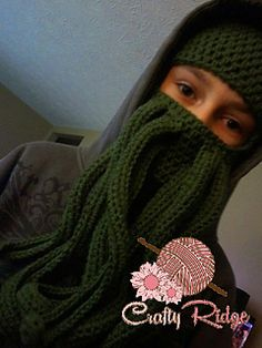 Cthulhu Mask Pattern by Crafty Ridge Designs on Ravelry