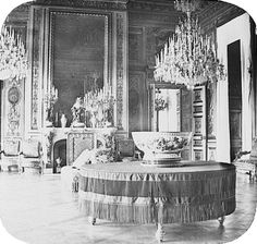 treasure for your pleasure: marie antoinette: Photo Palais Des Tuileries, Eugene Atget, French Royalty, Old Paris, Second Empire, Le Palais, Paris Photos, Marie Antoinette, Culture