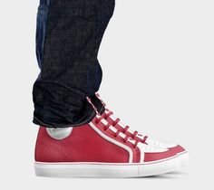 Tucci Polo Classic Sporty High Tops Sneaker