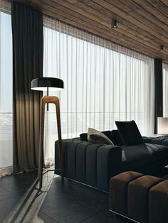 1000 Images About MINIMALIST CURTAINS On Pinterest