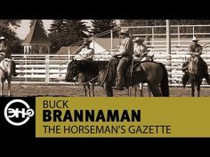 ▶ Four Methods of Moving The Hindquarters with Buck Brannaman - YouTube