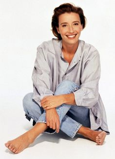 Emma Thompson admitted to suffering from clinical depression a few years ago.