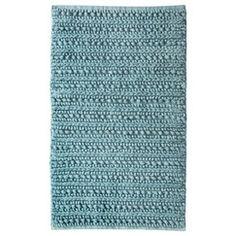 Threshold™ Bath Rug - Blue (20x34