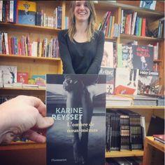 "Karine Reysset, ""L'ombre de nous-mêmes"" #flammarion #gwalarn #bookface"