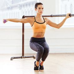 Firm Fast With 6 Simple Ballet-Inspired Moves #fitness #exercise http://www.weightlossexperts.com