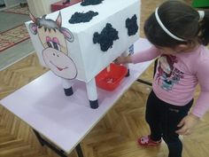 K Crafts, Preschool Crafts, Crafts For Kids, Farm Animal Crafts, Farm Animals, Farm Activities, Preschool Activities, Le Zoo, Farm Fun