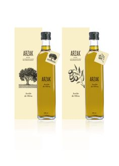 Packaging of the World: Creative Package Design Archive and Gallery: Arzak (Student Work)