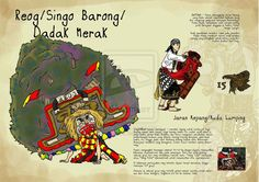Final Lecture - Reog Ponorogo by diazputra.deviantart.com on @deviantART
