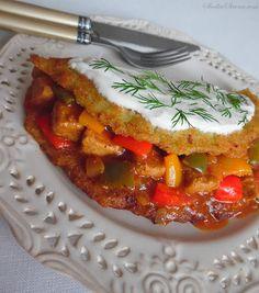 Najlepszy Placek po Węgiersku - Przepis - Słodka Strona B Food, Good Food, Snack Recipes, Cooking Recipes, Healthy Recipes, Healthy Food, Slovakian Food, My Favorite Food, Favorite Recipes