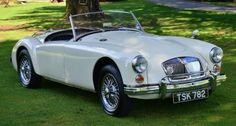 My dream car! Sports Car Racing, Sport Cars, My Dream Car, Dream Cars, Vintage Cars, Antique Cars, Convertible, Mg Cars, British Sports Cars