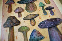 Magic Mushrooms by VLADIMIR... . . ., via Flickr