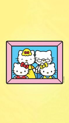 Sanrio Characters, Fictional Characters, Hello Kitty Pictures, Kitty Wallpaper, Snoopy, Friends, Old Letters, The World, Images Of Hello Kitty