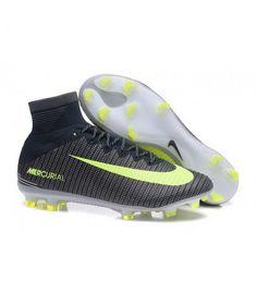 Acheter Chaussure Nike Mercurial Superfly 5 FG pour Hommes Algue Volt Hasta  Blanc pas cher en