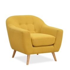 The one seater sofa is the perfect model to give your home a touch of unique style adding a touch of imcomparable design and vitality. Sofa Furniture, Sofa Chair, Sofa Set, Furniture Design, Sofa Design, Interior Design, Cast Iron Kitchen Sinks, Classy Living Room, Industrial Dining Chairs