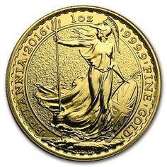 2015 Great Britain Britannia 1 oz Gold Coin BU (In Capsule) 1 Oz Gold Coin, Gold And Silver Coins, Silver Stars, Bullion Coins, Gold Bullion, Bart Starr, Coin Dealers, Coins For Sale, Buy Coins