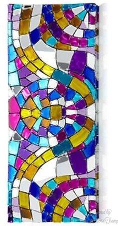 Tom Ford Mosaic Clutch