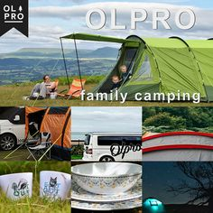 Check out the Latest Tents, Awnings & Camping Equipment available at OLPRO: