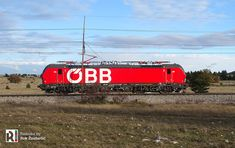 The brand new ÖBB Vectrons have began their crusade across Europe. Today, 1293 001 was seen running tests in Slovenia. Diesel, Slovenia, Locomotive, Berlin, Gallery, Ell, Australia, Europe, Diesel Fuel