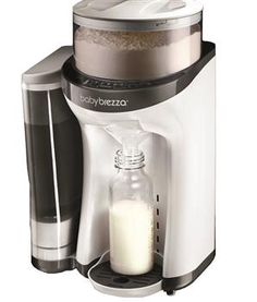 Baby Brezza Formula Pro.. If for some reason I'm not capable of BF I will definitely be getting this!