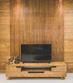 34 Ideas Wall Paneling Living Room Shelves For 2019 Lcd Unit Design, Lcd Panel Design, Tv Unit Interior Design, Tv Unit Furniture Design, Wall Unit Designs, Tv Wall Design, Tv Stand And Panel, Tv Panel, Living Room Tv Unit