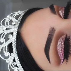 So pretty @thecutestberry in certifeye glitters ✨❤