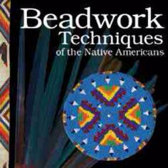 Book of Native American beadwork patterns