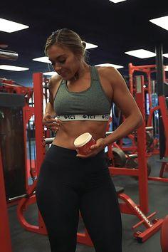 Gym Workout For Beginners, Gym Workout Tips, Fitness Workout For Women, Butt Workout, Workout Challenge, Workout Videos, Workout Belt, Sweat Belt, Slim Waist Workout