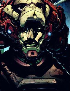 Iron Man | Tony Stark by Pat Lee