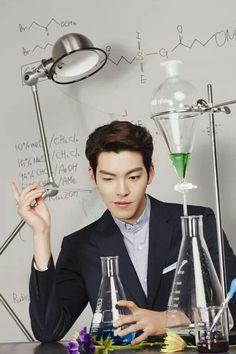 Makes you want to study chemistry Ahn Jae Hyun, Lee Jong Suk, Asian Actors, Korean Actors, Asian Celebrities, Korean Actresses, Kim Wo Bin, Won Bin, Sung Joon
