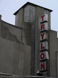 trylon movie theater rego park - Google Search