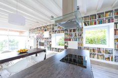 Hosszú ház Pilisborosjenőn a Földes stúdiótól | Passzívház magazin
