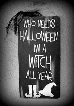 That's why I hate Halloween Halloween Signs, Holidays Halloween, Spooky Halloween, Halloween Treats, Happy Halloween, Halloween Decorations, Halloween Party, Victorian Halloween, Halloween Quotes