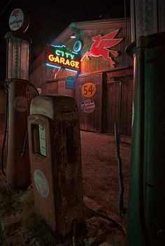 City Garage by Erik Pronske, via Flickr