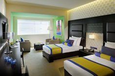 Hues Hotel suite bedroom