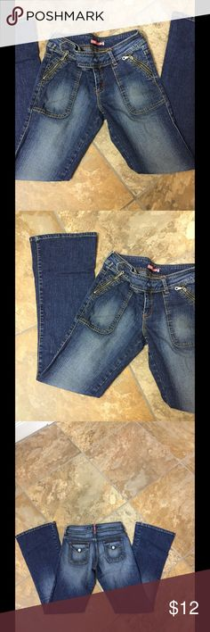 US POLO ASSN JEANS US POLO Assn Jeans, Size 3/4, inseam 30.  Please ask any question about this item you may have.  Thank for checking out my closet. US Polo Assn Jeans Boot Cut