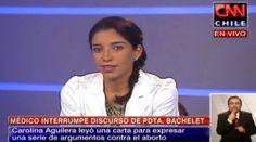 Profecías y  sus Profetas: Chile y el aborto - Carolina Aguilera
