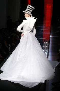 Jean Paul Gaultier Haute Couture. Fall Winter 2012 2013