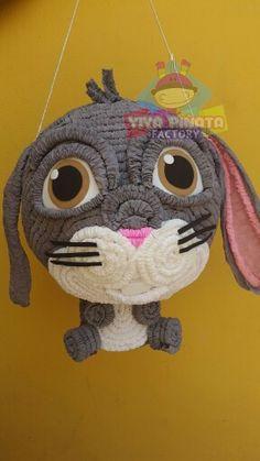Tarde pero a qui estamos con este hermoso pedido de conejo... Buena vibra y buen inicio de semana.